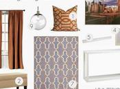 E-Design: ACJ's Living/Dining Room