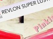 Revlon's Super Lustrous Lipgloss Review