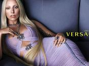 Lady Gaga Versace Spring/Summer 2014 Campaign