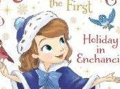 Friday Reads: Sofia First Holiday Enchancia