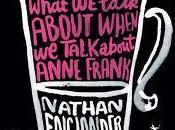 Short Stories Challenge Sister Hills Nathan Englander from Collection What Talk About When Anne Frank