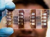 Breakthrough Technology Cheap, Efficient Thin Film Solar Cells Made from Perovskite