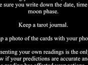 Tarot #17: Journaling