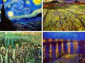 Gogh's Paintings Tilt-Shifted