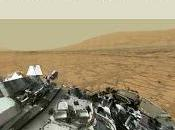 Gigapixel Panorama from Gale Crater Mars