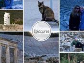 Travel Thursday Peloponnese (Epidavros Korinthos)