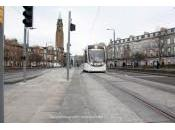 Daytime Tests Edinburgh Trams