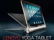Life with Lenovo Yoga Tablet