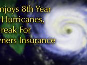 Florida Enjoys Year with Hurricanes, Break Homeowners Insurance