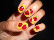 Create Simple Rose Nail Design Your Nails (Easy)