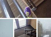 Marathon Training… During Blizzard?