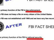 FBI's Primary Focus Longer Enforcement