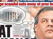 Chris Christie Deep Over Bridge Closing Scandal.