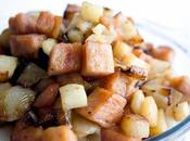 [FOODIE FRIDAY] Stir Fried Luncheon Meat Potatoes