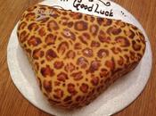 Leopard Print Speedo Cake