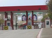World Borders: from Turkey Iran (Gurbulak Bazargan)