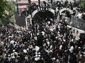 Uman Entry Turns Rebbe Nachman's Grave into Land