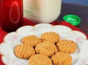 Gluten Free Sugar Peanut Butter Cookies