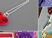 Valentine's Paper Craft DIYs