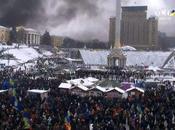 Kyiv (Kiev) Burning.