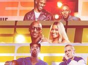 """Kendrick Lamar Eminem Nicki Minaj Co-Star @CP3 Kobe Bryant ESPN """"Music"""" Issue"""