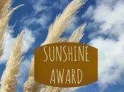 Little Sunshine with SUNSHINE AWARD
