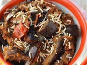 Eggplant Coconut Masala Curry