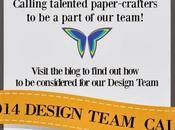Card Stock 2014 Design Team Call