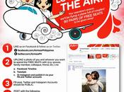 AirAsia Zest's #LoveisintheAir Online Contest