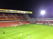 Walsall Swindon Town Match Report