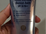 REVIEW: Hydra Intensive Blemish Balm Cream)