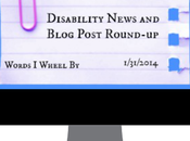 January Disability News Blog Post Round-Up