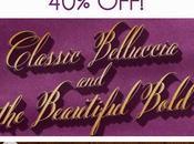 Belluccia Bold Font: Special Offer