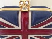 "First Alexander McQueen ""union Jack"" Clutch"