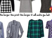 Choosing Prints Disguise Your Tummy