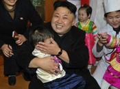 Jong Visits Orphanage Baby Home Pyongyang