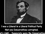 Modern Lies About Conservative Republicans Racist Opposed Civil Rights, Extinct Liberal Moderate Supported