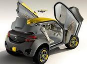 Watch: Renault 'Kwid' Concept Mini Drone Action