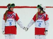 Silver Gold: Justine Chloe Dufour-Lapointe Pictures!
