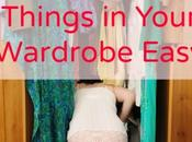 Wardrobe Storage Tips Make Finding Things Your Easy