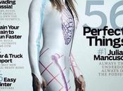 Julia Mancuso Outside Magazine February 2014