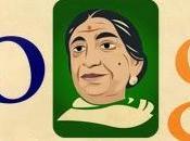 Google Doodle Birth Anniversary Kavikuyil Sarojini Naidu
