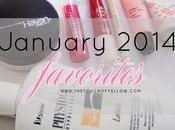 January 2014 Favorites