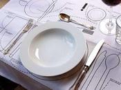 Placemats That Teach Table Etiquette