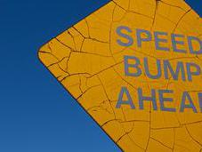 Week Speed Bumps Encountered