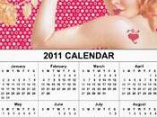 Unhappy Calendar Girl