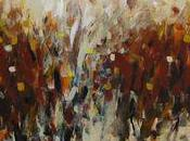 Fall Colors Central Abstract Painting