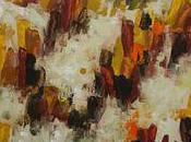 Using Palette Knife Abstract Painting