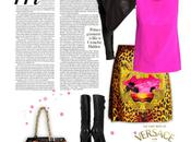 Sassy Stylin' Sunday Versace H&M;.