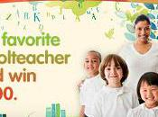 Kumon Thank Teacher Contest